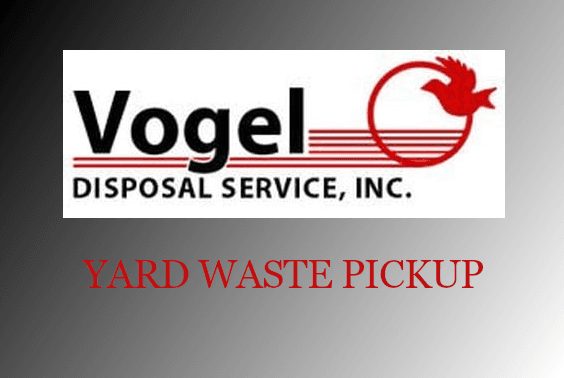 Vogel Disposal Yard Waste pickup (PNG)