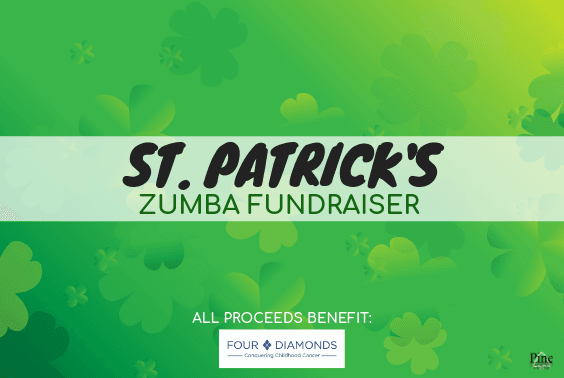 St. Pat Zumba PCC Happenings
