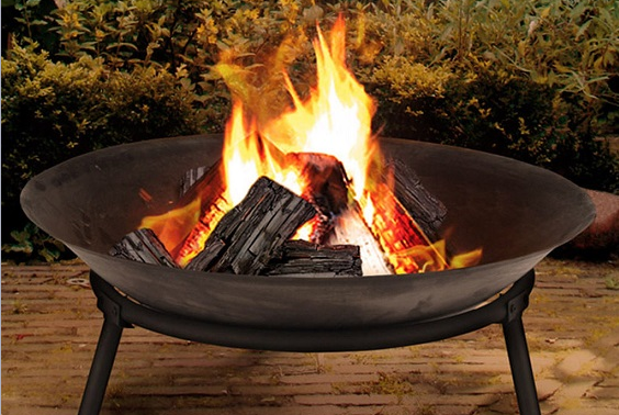 Fire pit (PNG)