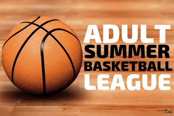 Adult Basketball PCC Happenings