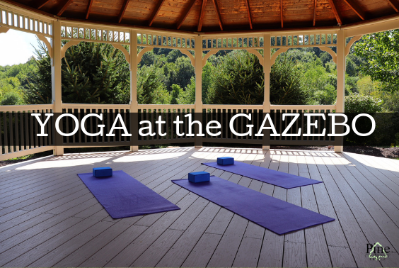 YOGA at Gazebo PCC Happenings