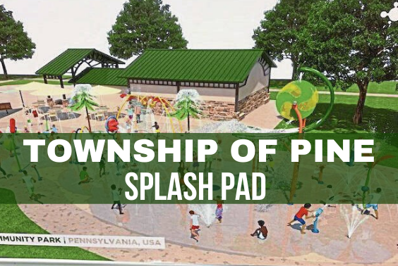 splash Pad grand opening pcc happenings