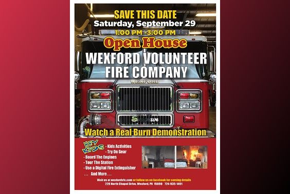 WVFC Open House