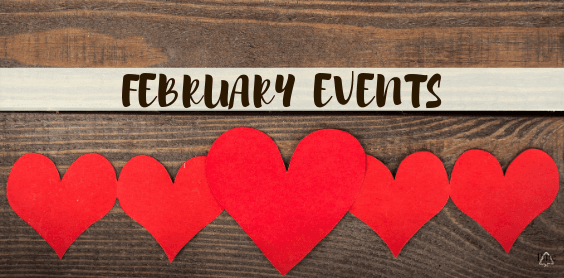 February Events PCC Happenings