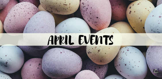 April Events PCC Happenings