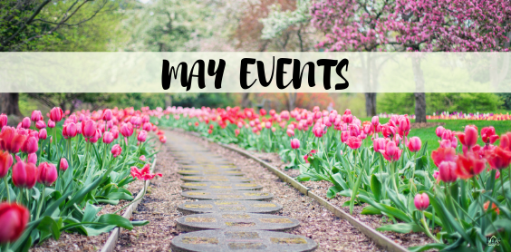 May Events PCC Happenings