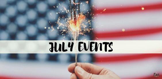 July Events PCC Happenings