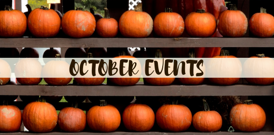 October Events PCC Happenings